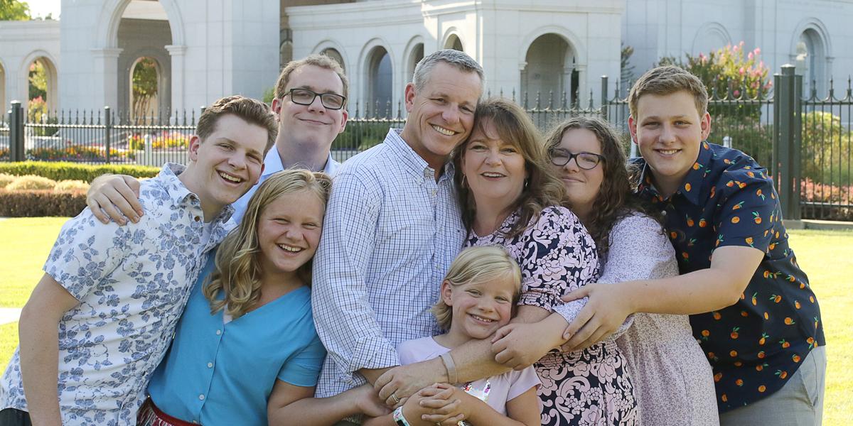 Dr thomas family